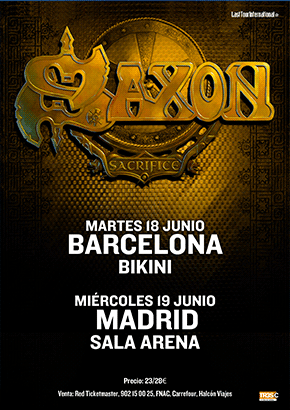 SAXON GIRA 2013