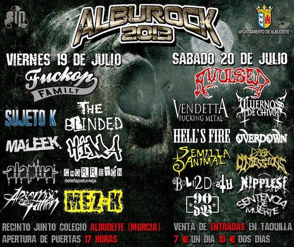 Alburock 2013
