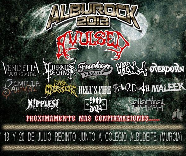 Alburock 2013_provmayo