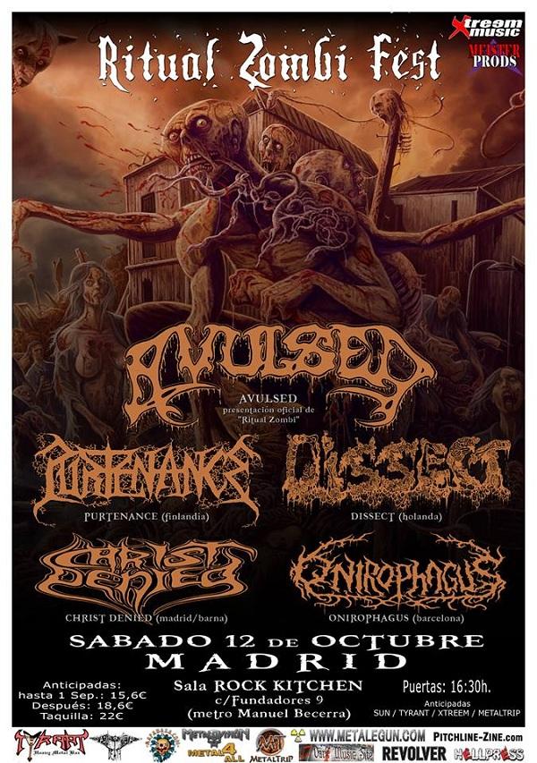 RitualZombIFest_Madrid_12-10-13_Cartel