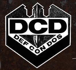 DEF CON DOS logo