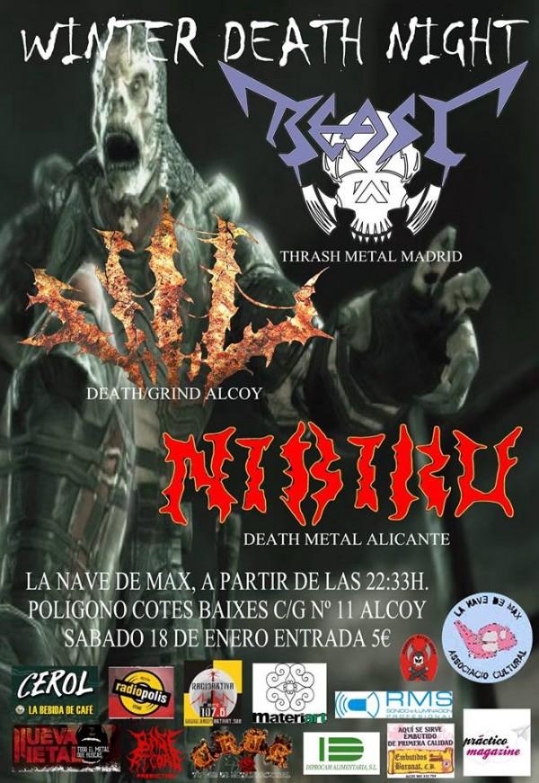 Beast_Alcoy_18-1-14_Cartel