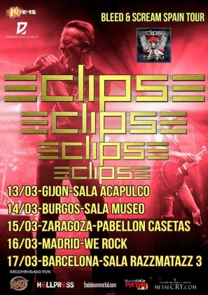 GIRA ECLIPSE 2014
