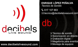 Decibels Souns