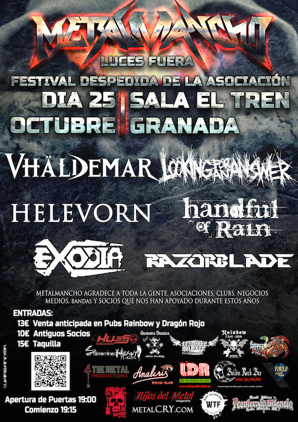 Cartel Definitivo Metalmancho
