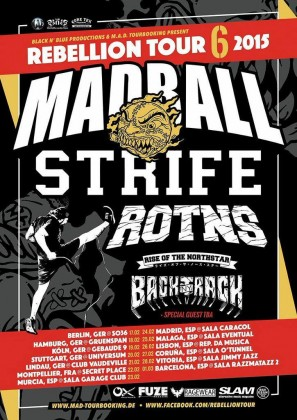 REBELLION TOUR 6
