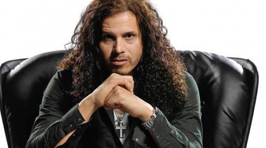 Jeff Scott Soto Portrait Shoot