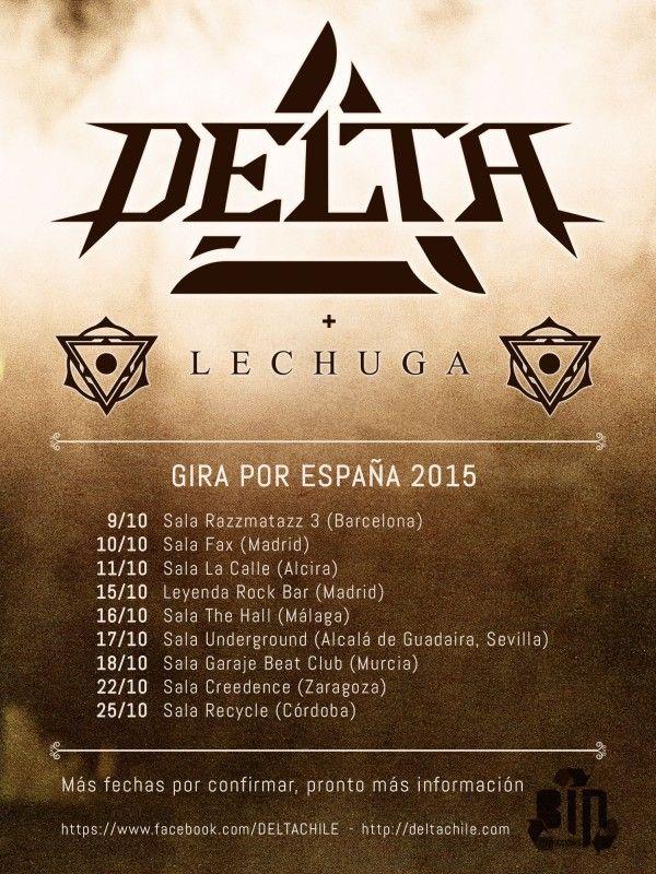 DELTA Tour Spain