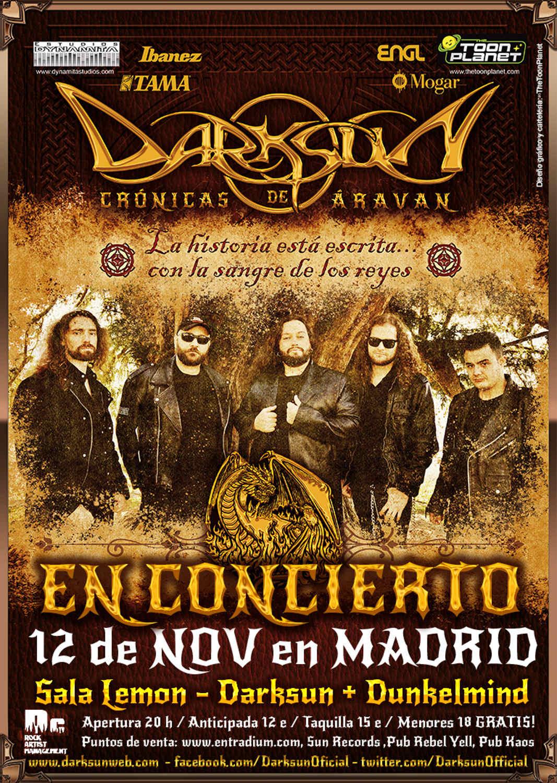 Aravan_promo_gira_Madrid