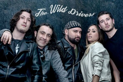 THE WILD DRIVERS