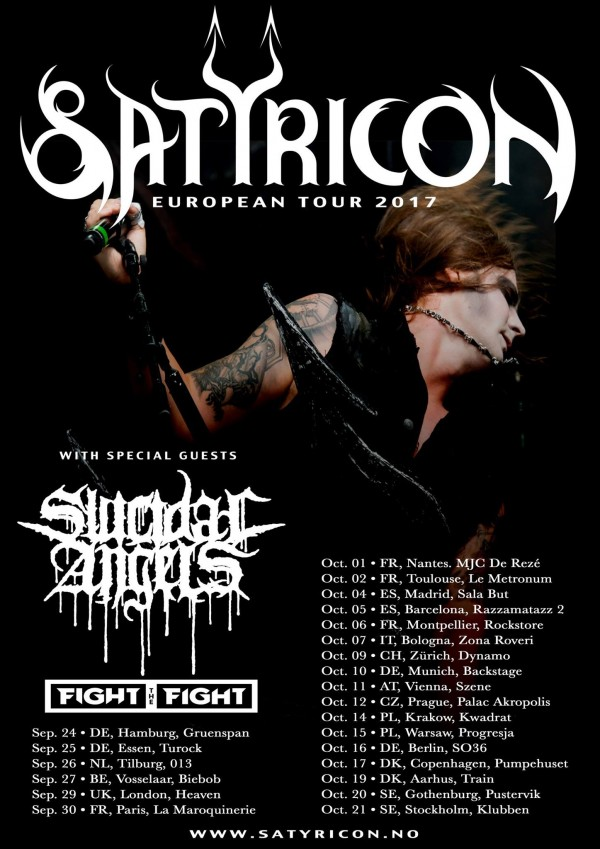 Satyricon+Flyer