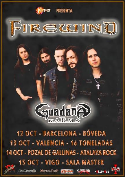 firewind-Guadaña
