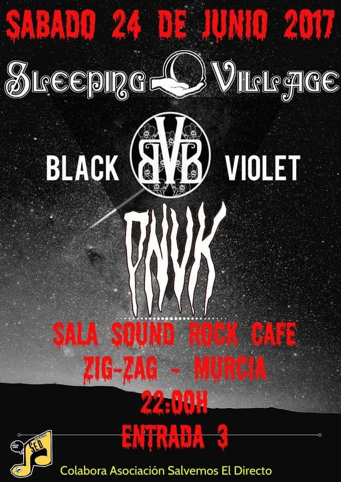 Sleepingvillage 24 junio