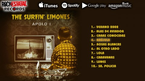 THE SURFIN´ LIMONES