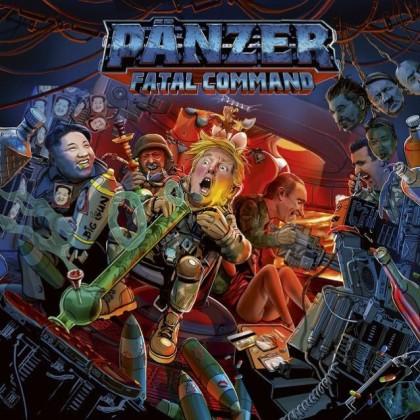 panzer fatal command