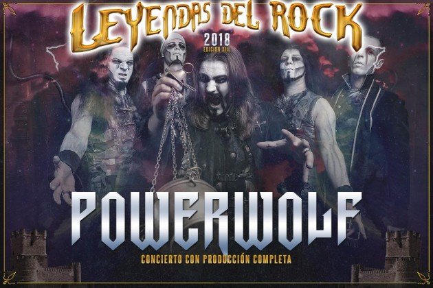 Powerwolf Leyendas