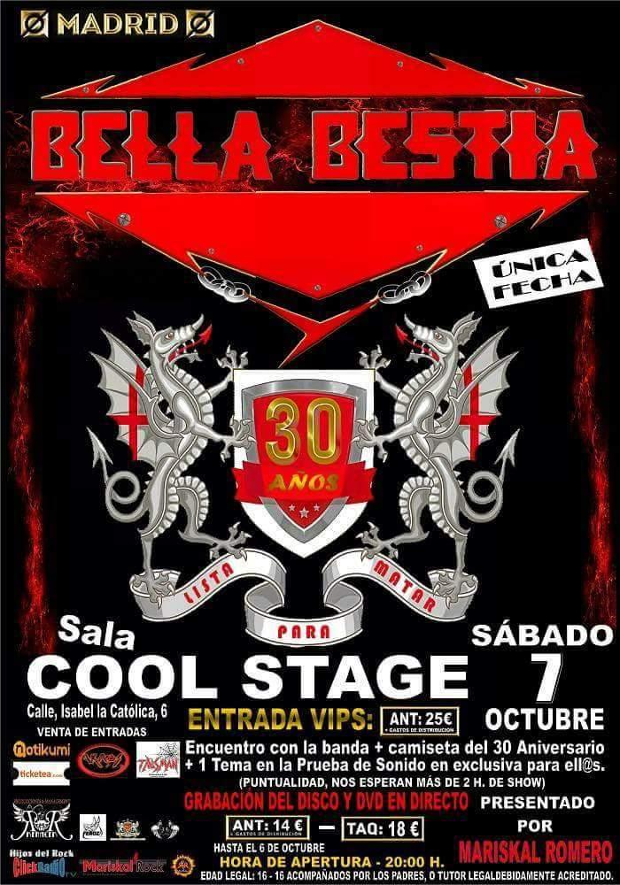 Bella Bestia Madrid