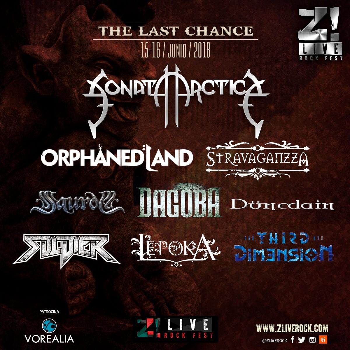 Z Live Rock Fest 2018