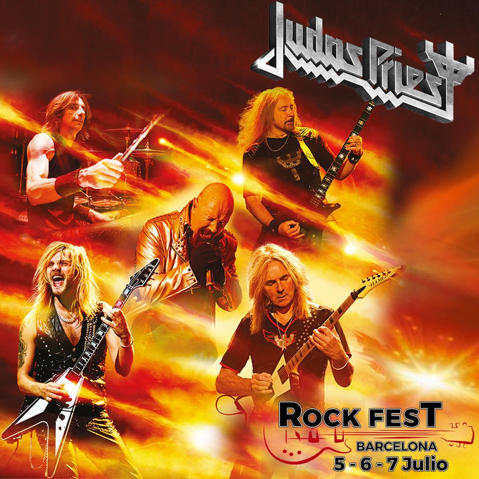 ROCK FEST JUDAS PRIEST