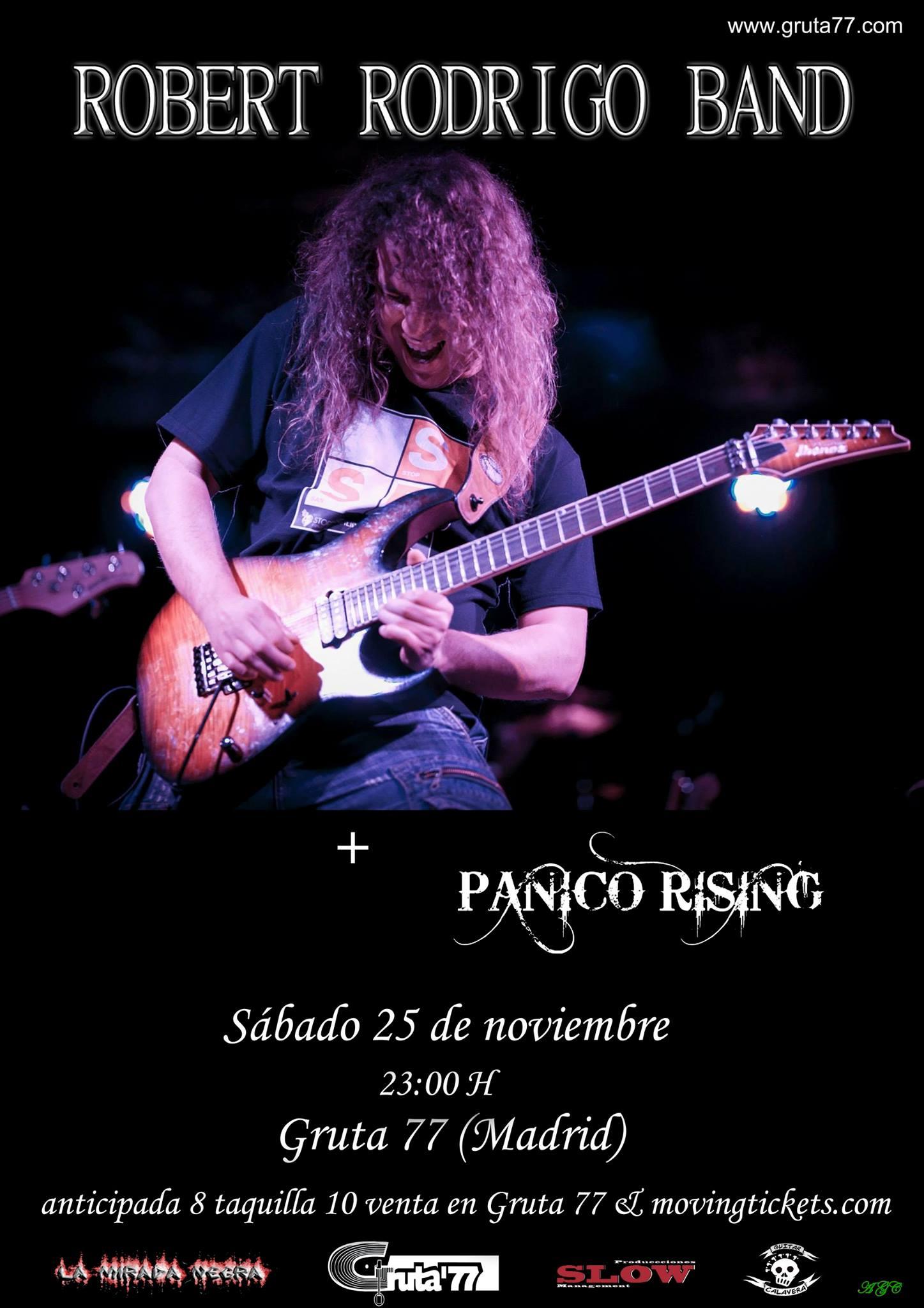 Robert Rodrigo Madrid