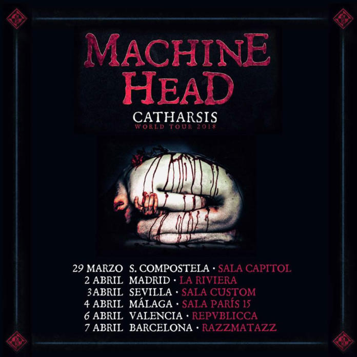 machine-head gira