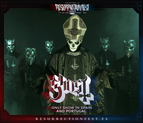 Ghost Resurrection 2018