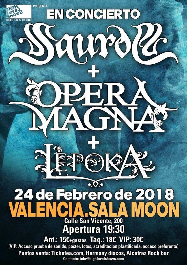 Saurom OM Valencia