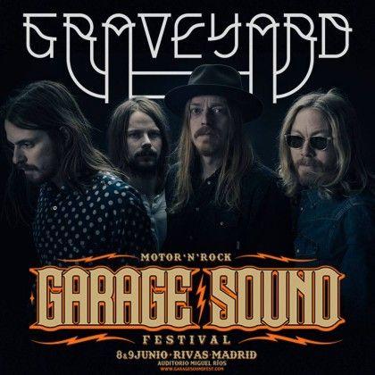 GARAGE SOUND FEST, graveyard