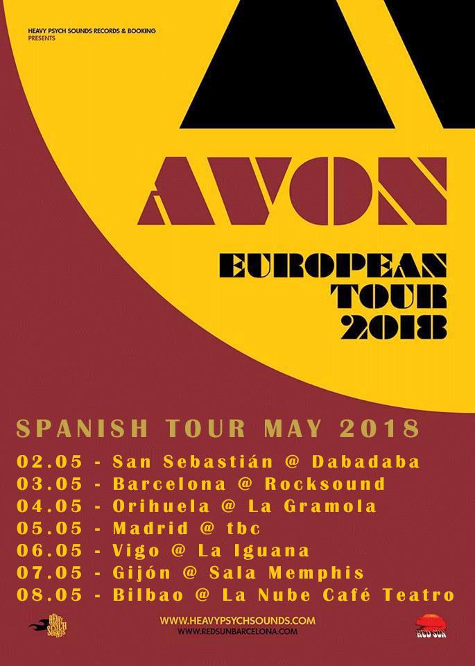 Avon tour