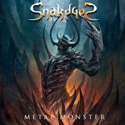 Snakeyes Metal Monster