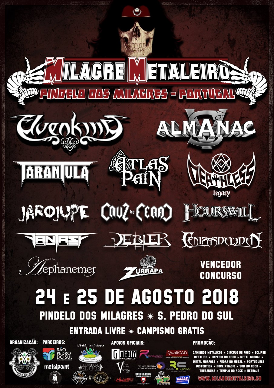 Milagres Metaleiro Open Air