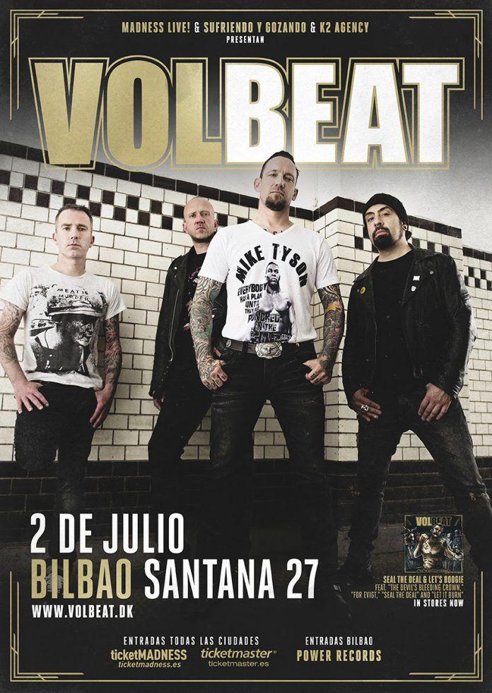 volbeat-bilboa 2018