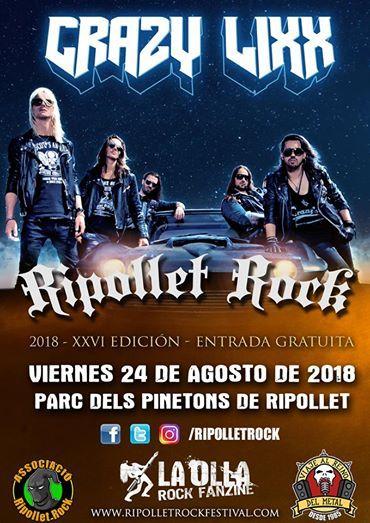 Ripollet Rock 2018