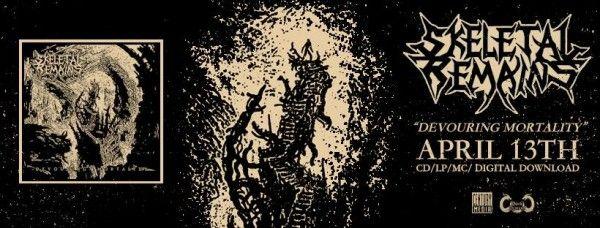 Skeletal Remains - merch