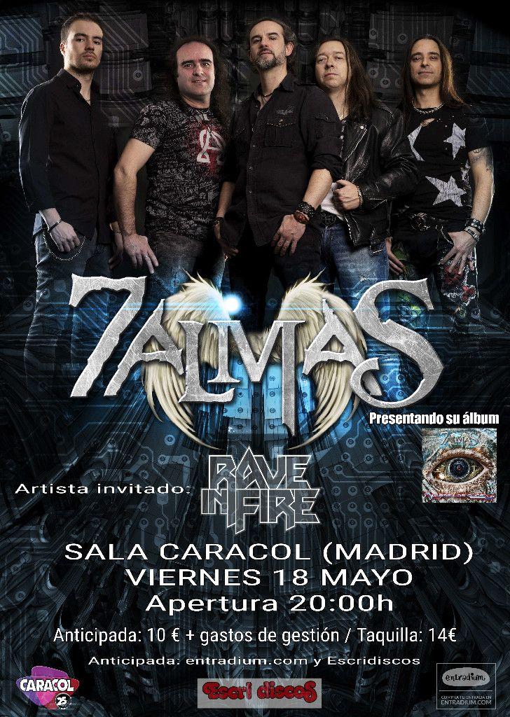 7 Almas Madrid