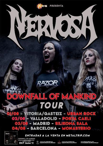 nervosa-spanish-tour