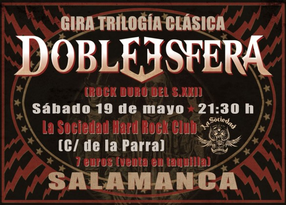 Doble Esfera Salamanca