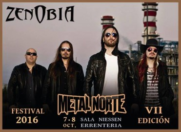 Resultado de imagen de metal norte festival 2016